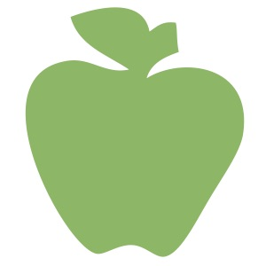 Apple Green Small 40 shapes