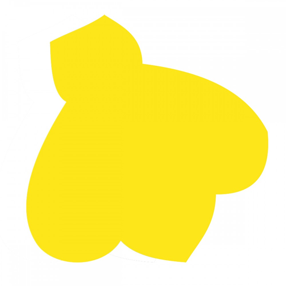 Bumble Bee Yellow Small 40 Shapes
