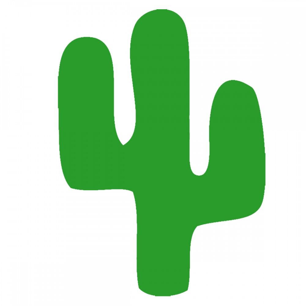 Cactus Green Medium 40 Shapes