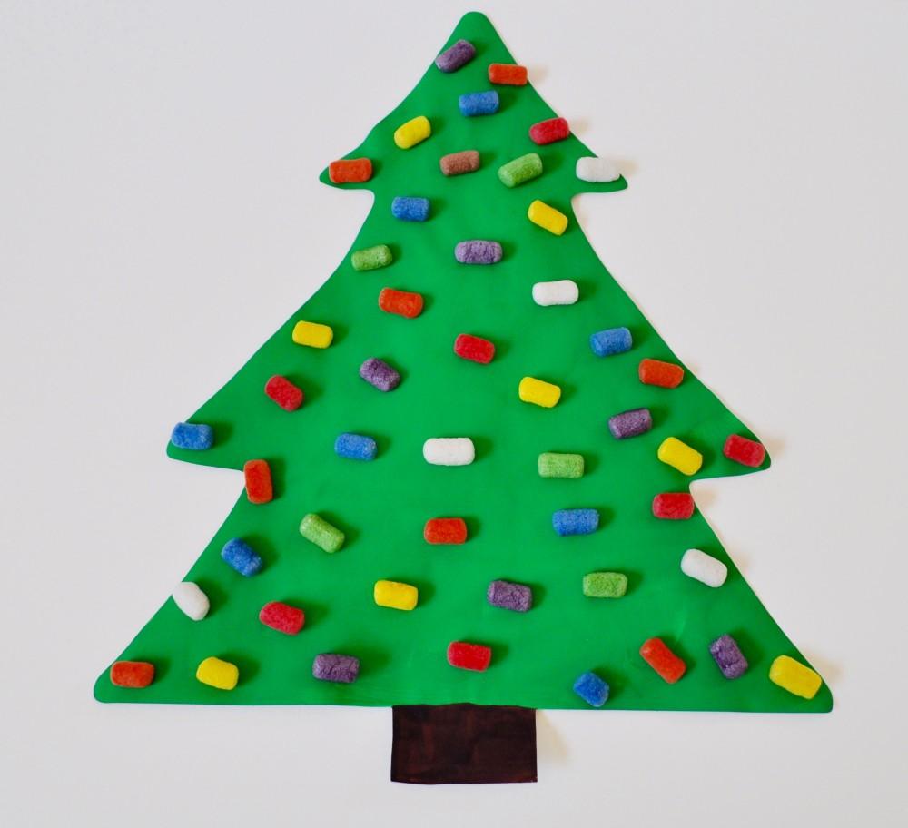 Christmas Tree Super Doodles 40 Shapes