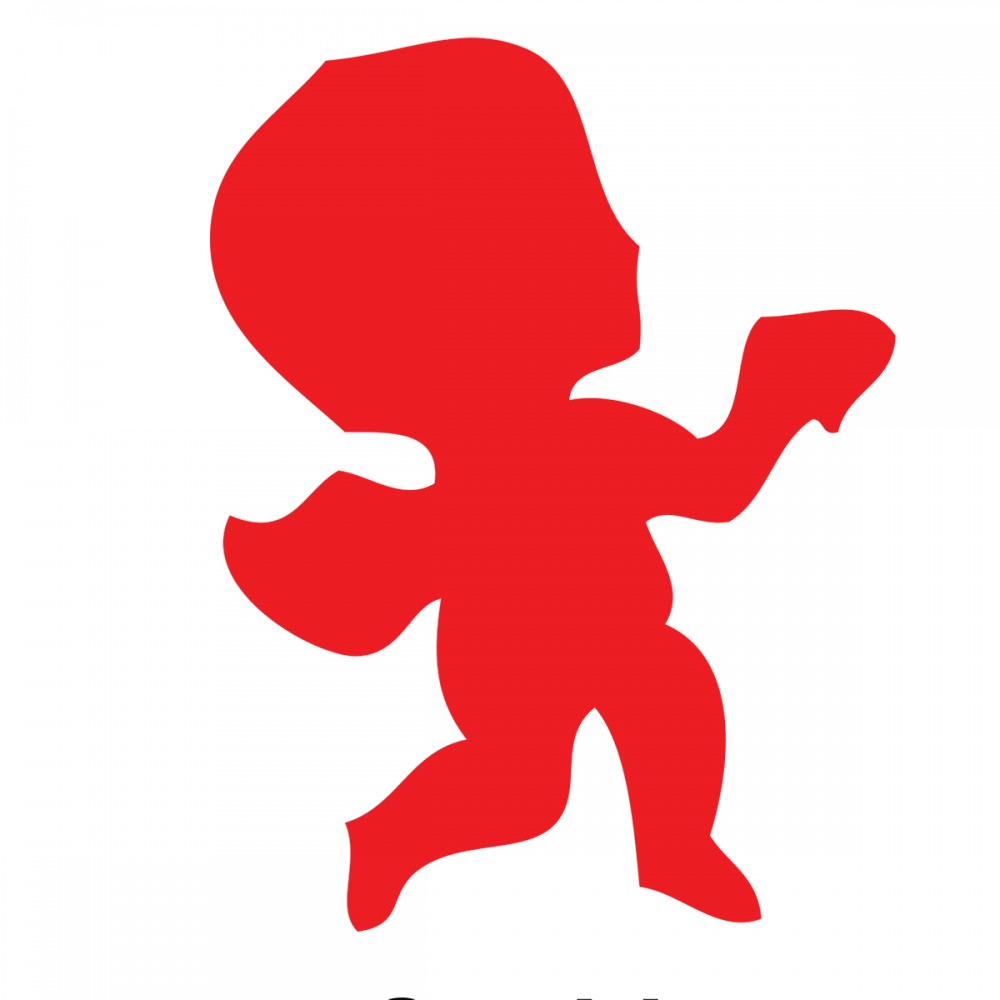 Cupid Red Large 40 Shapes
