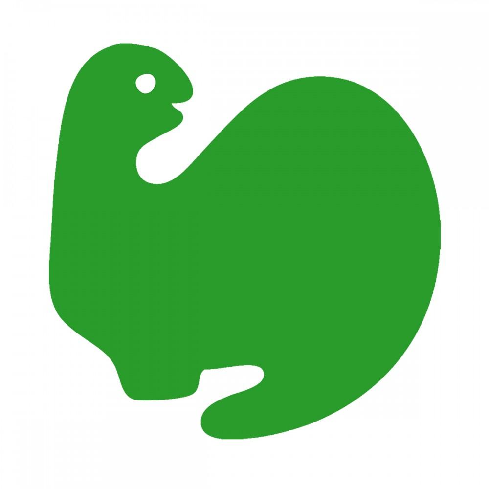 Dinosaur Green Medium 40 Shapes