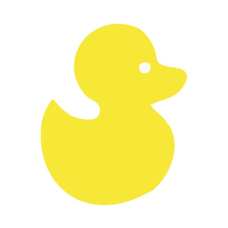 Duck Small 40 Shapes