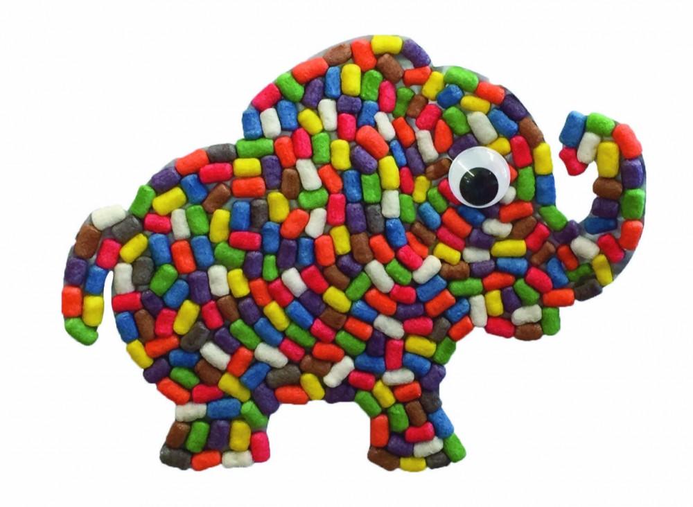 Elephant Super Doodles 25 Shapes