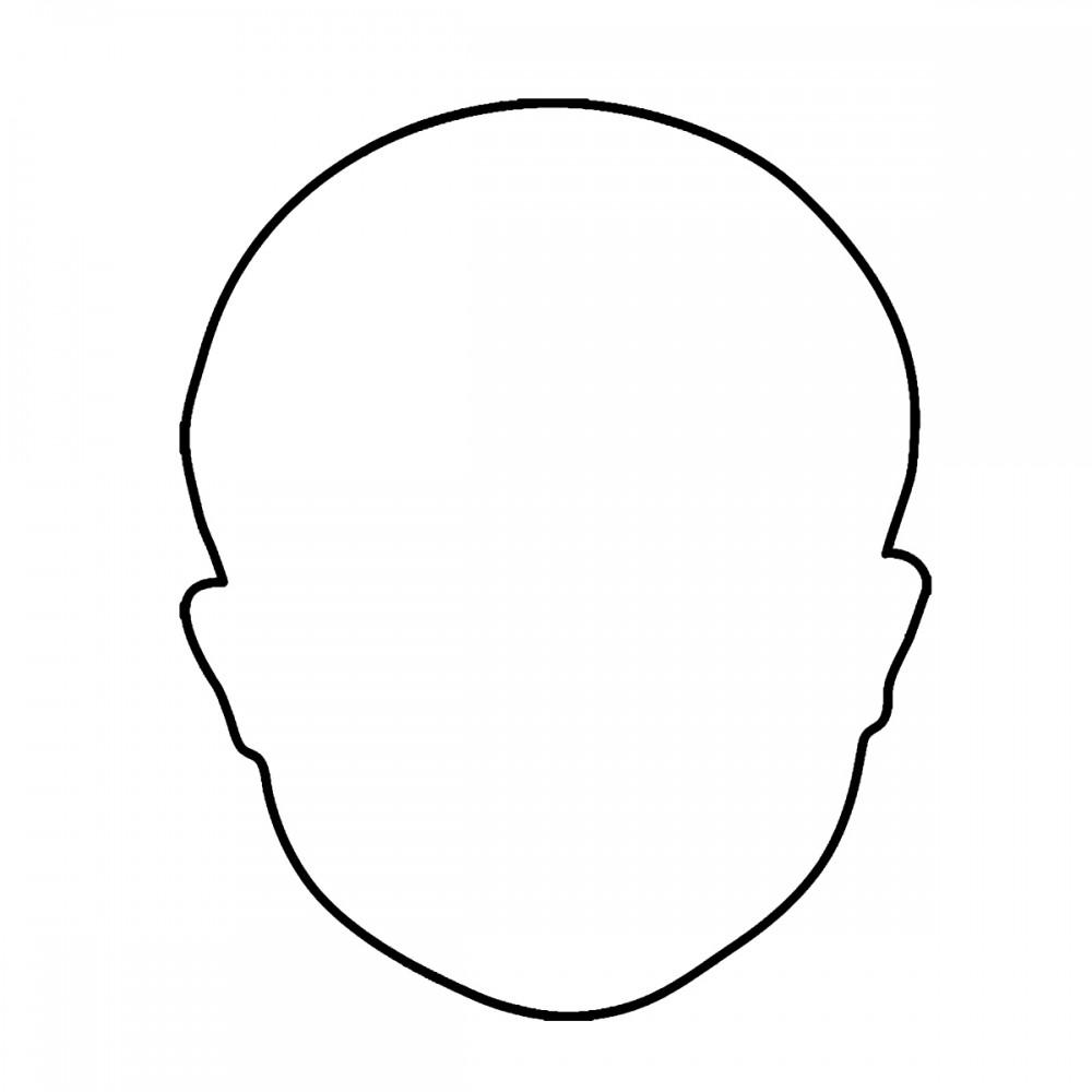 Face White Medium 40 Shapes