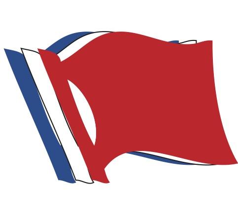 Flag Patriotic Medium 40 Shapes