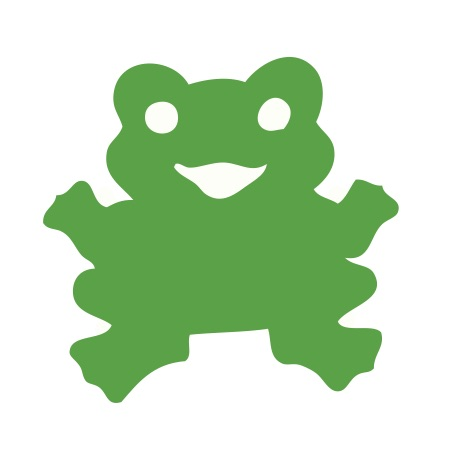 Frog Small 40 Shapes