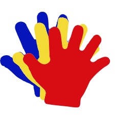 Hand Assorted Colors Medium 40 Shapes