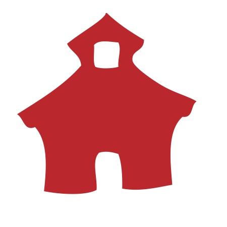Schoolhouse Red Medium 40 Shapes