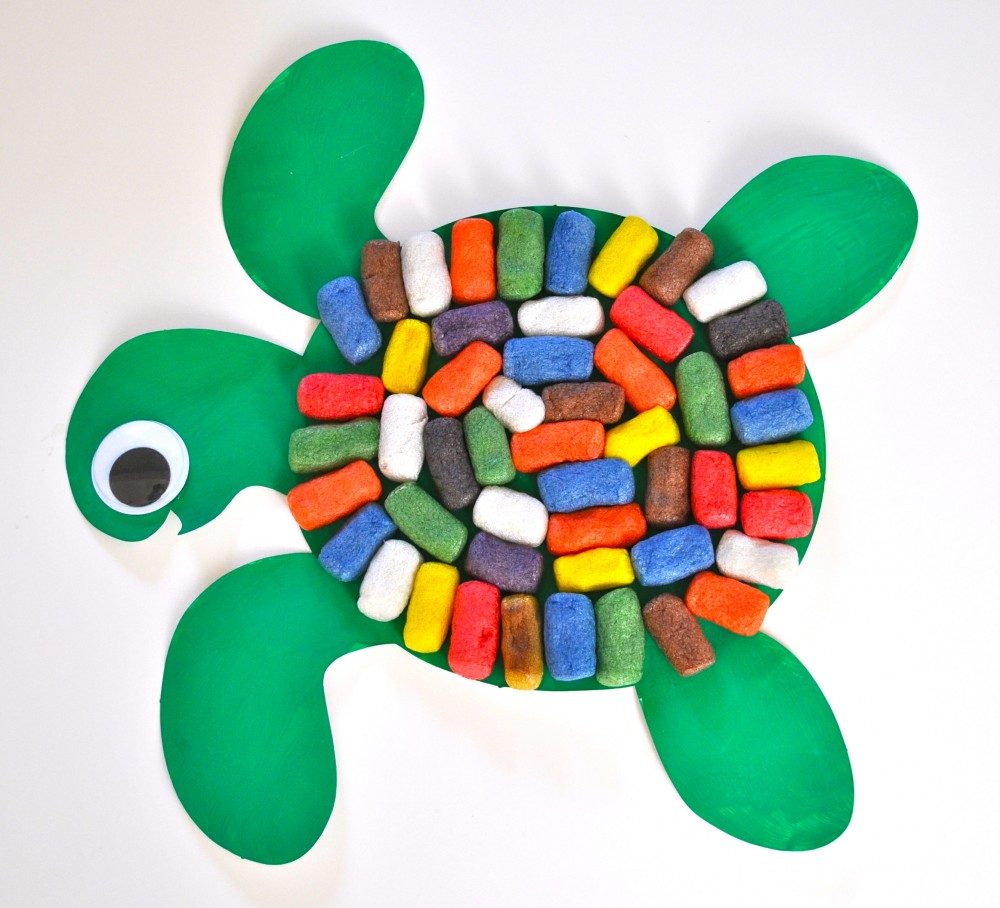 Sea Turtle Super Doodles 25 Shapes