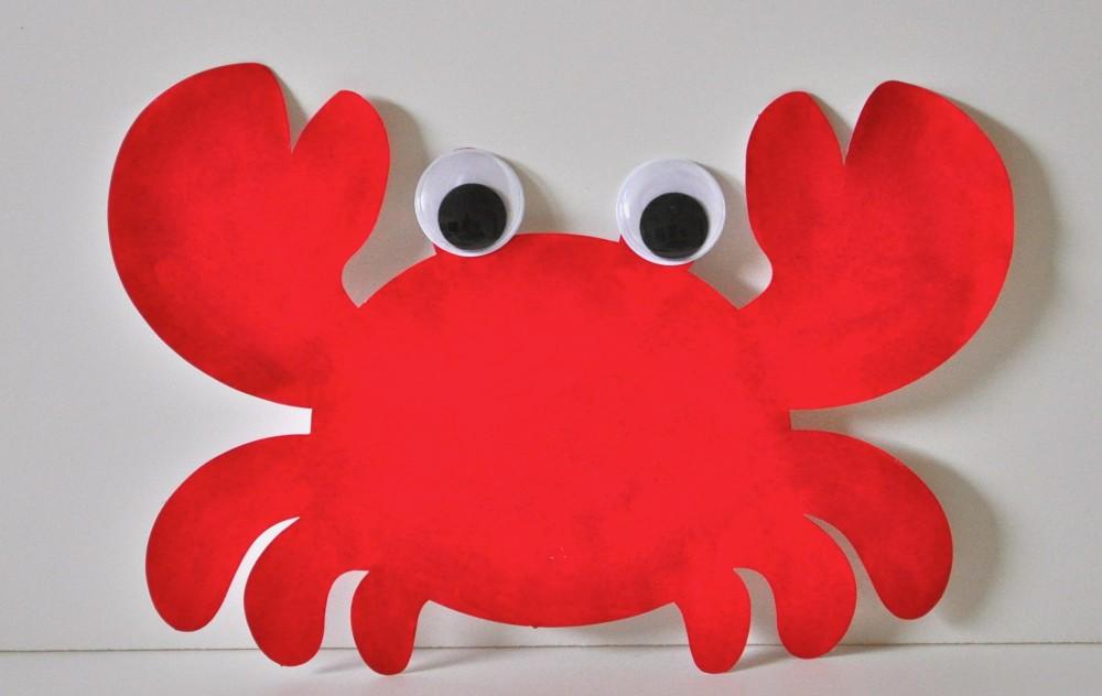Crab Super Doodles 25 Shapes