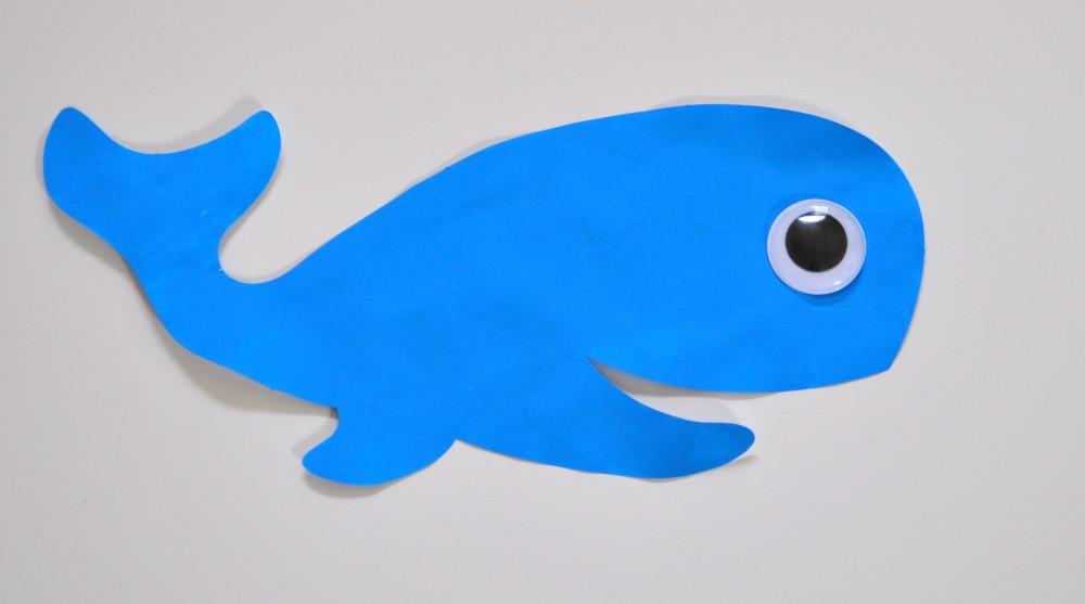Whale Super Doodles 25 Shapes